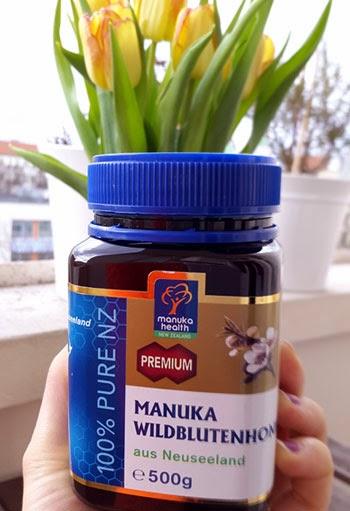Manuka-hunaja