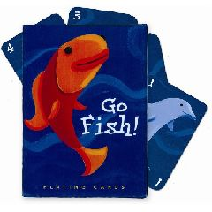 Life with 4 boys do your kids know how to play go fish for Play go fish
