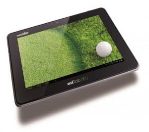 Mira y disfruta con la nueva tablet: miTab NEO