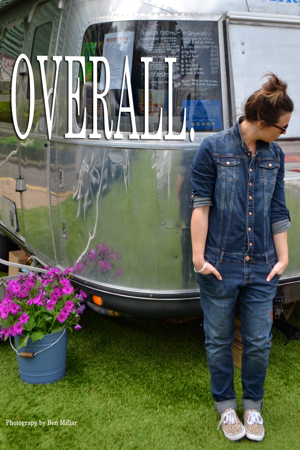 overall, jumpsuit, denim