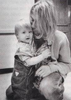 Kurt and daughter