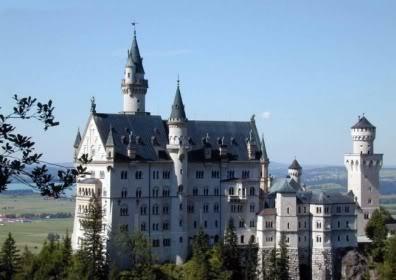 imágenes de paisajes con castillos