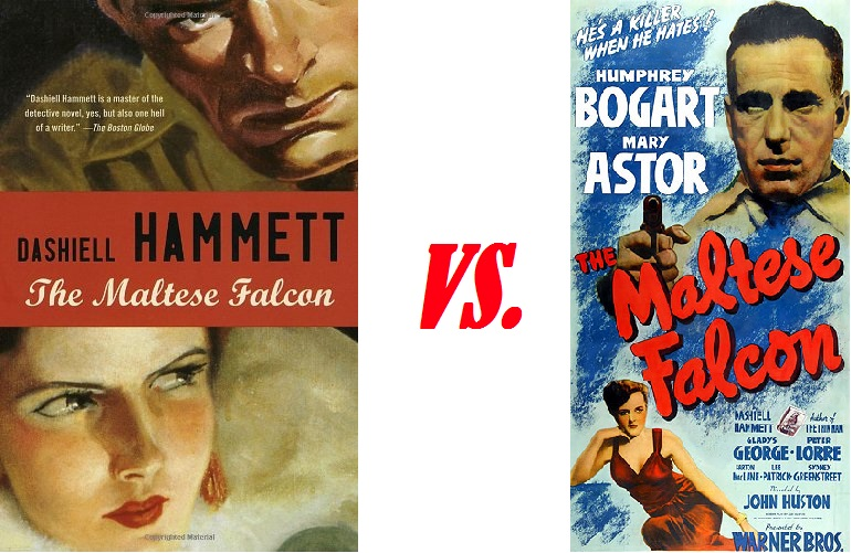 the maltese falcon differences between the book and novel The maltese falcon has 71,193 ratings and 3,838 reviews book review 4 out of 5 stars to the maltese falcon, a classic mystery novel written in 1930 by dashiell.