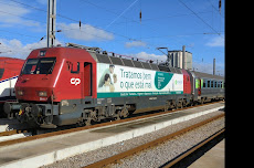 Locomotiva Eléctrica série 5600