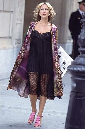Fashion Steele NYC: Inspired by Carrie Bradshaw