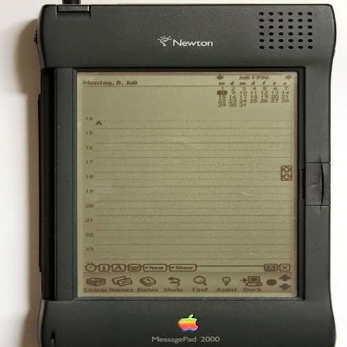 Apple Newton, eletrônico e tecnologia que morreram cedo demais