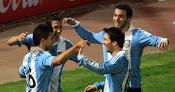 Argentina goleó 3-0 a Costa Rica y clasificó a cuartos de final