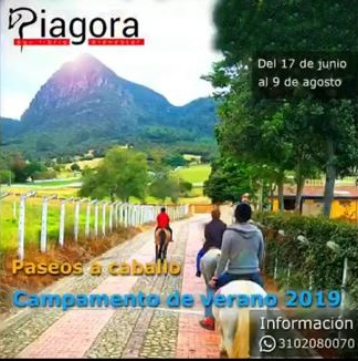 PIAGORA -Campamento de Verano - Inscripciones:   310.2.08.00.70