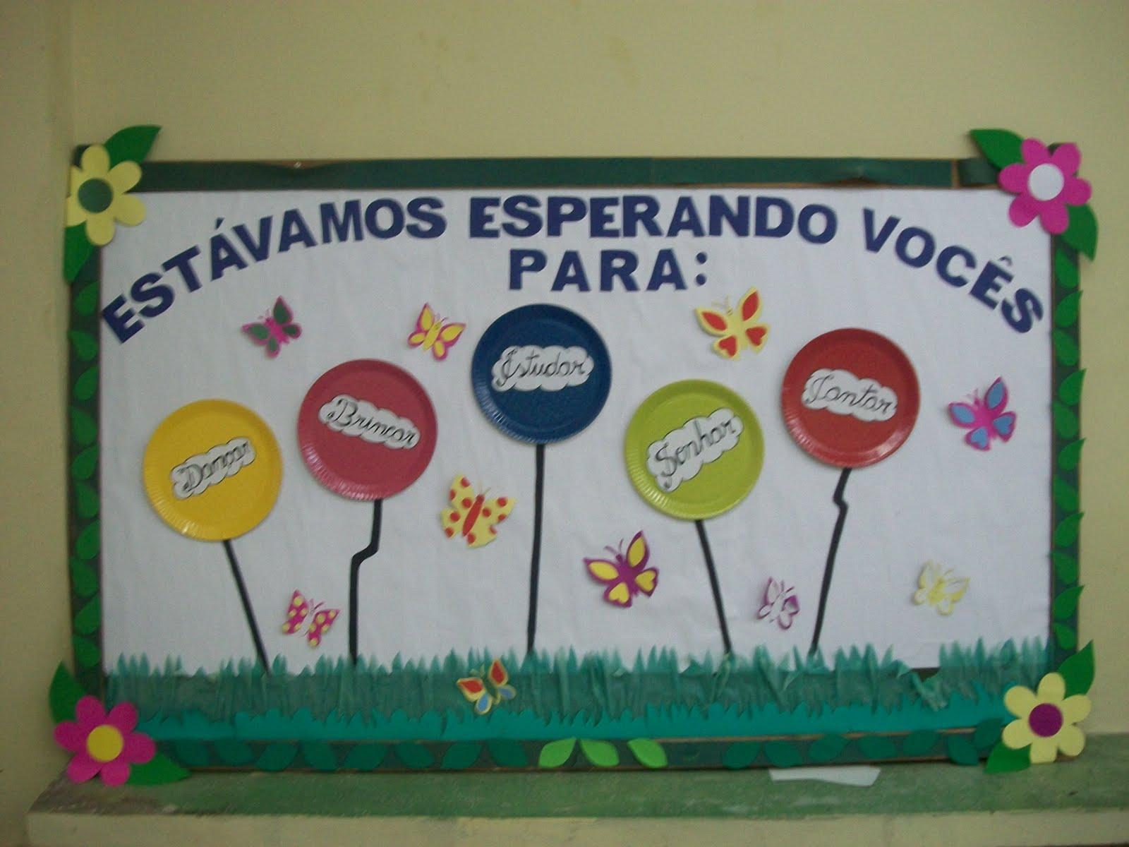 Mural De Natal 4 Ano Of Blog Professor Zezinho Pain Is Murais De Volta S Aulas
