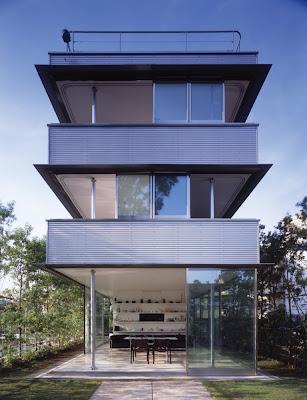 Дом без стен, Япония