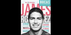 James: Portada de la nueva edicion de revista Bocas