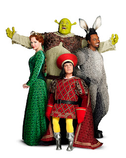 Shrek The Musical, London