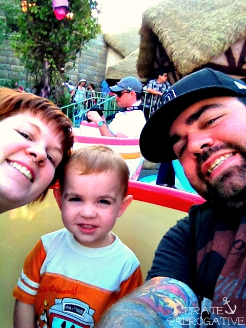 The family that Teacups together, stays together.