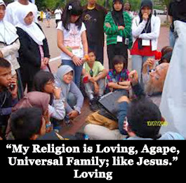 My Religion is Loving...