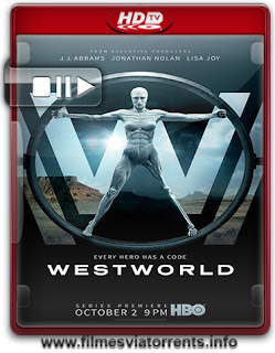 Westworld 1ª Temporada Completa Torrent