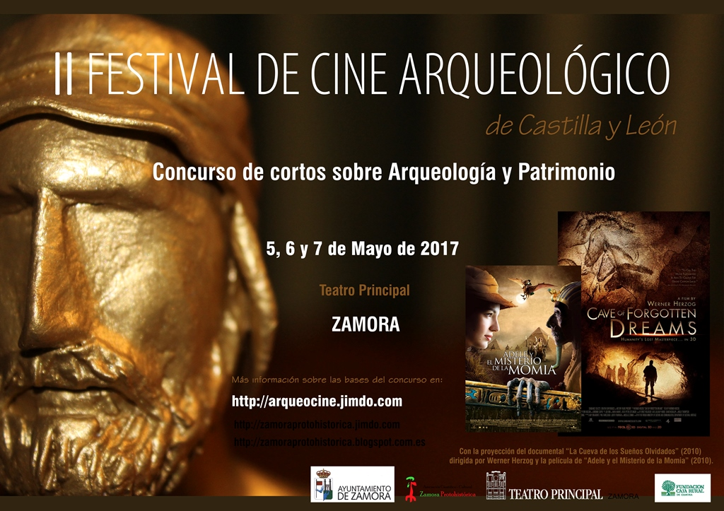 II Festival de Cine Arqueológico de Castilla y León (Zamora, 2017)