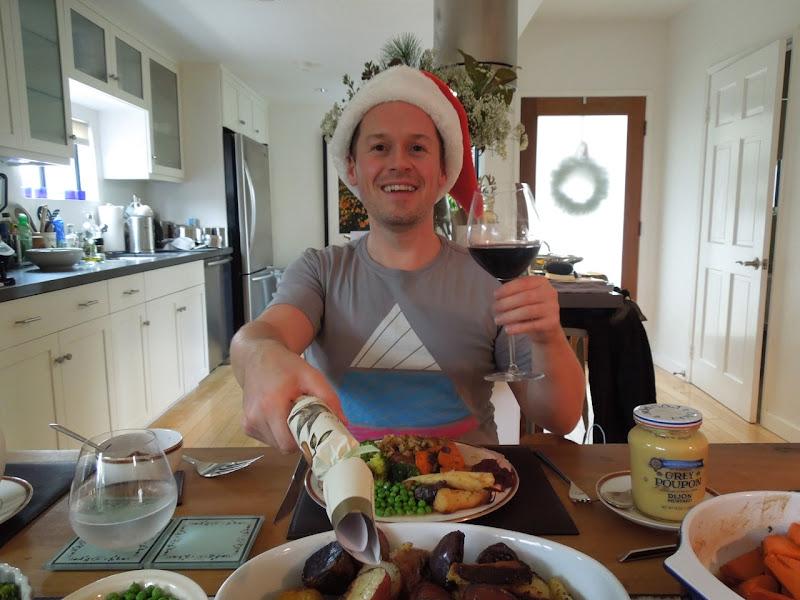 Merry Christmas Dinner