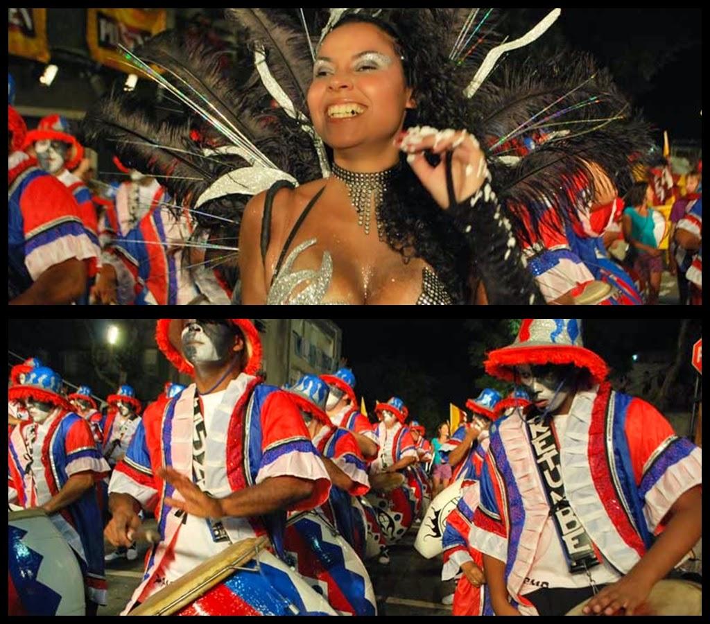 Desfile de Llamadas. Retumbe.. Montevideo. 2011.