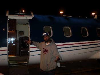 DJ Mo Jet Settin to Trinidad