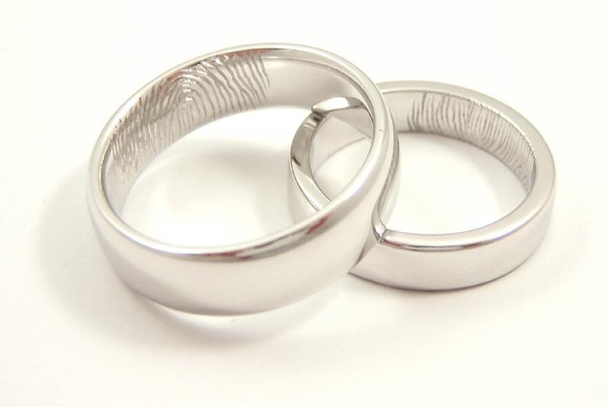 Ink 39 N 39 Veil Bridal Blog Alternative Wedding Rings
