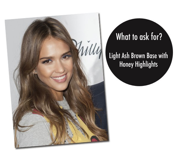 How To Ask For The Right Celebrity Hair Color At The Salon Viva