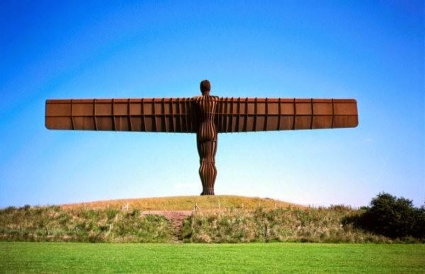 Angel of the North, Gateshead, England