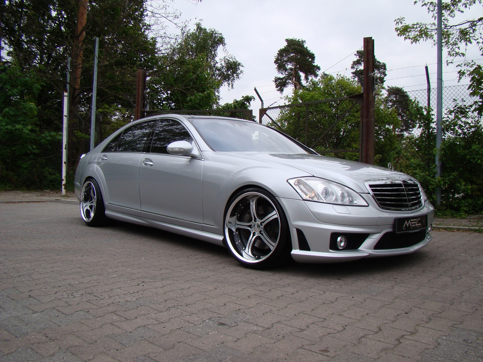 Cars Gto Mec Design Mercedes Benz S550
