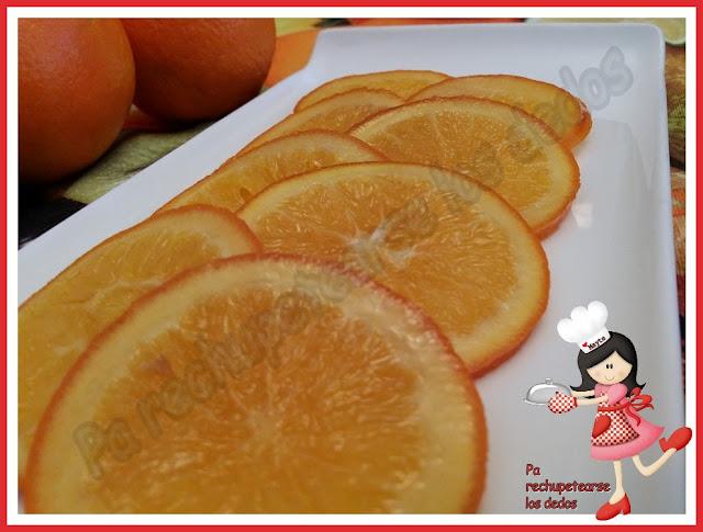 * Naranjas Confitadas Para El Roscón De Reyes (olla Gm-e)