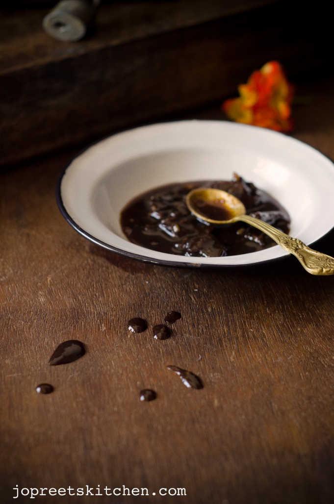 Kuluku Roti / Ragi & Jaggery Pudding - KonguNadu Special