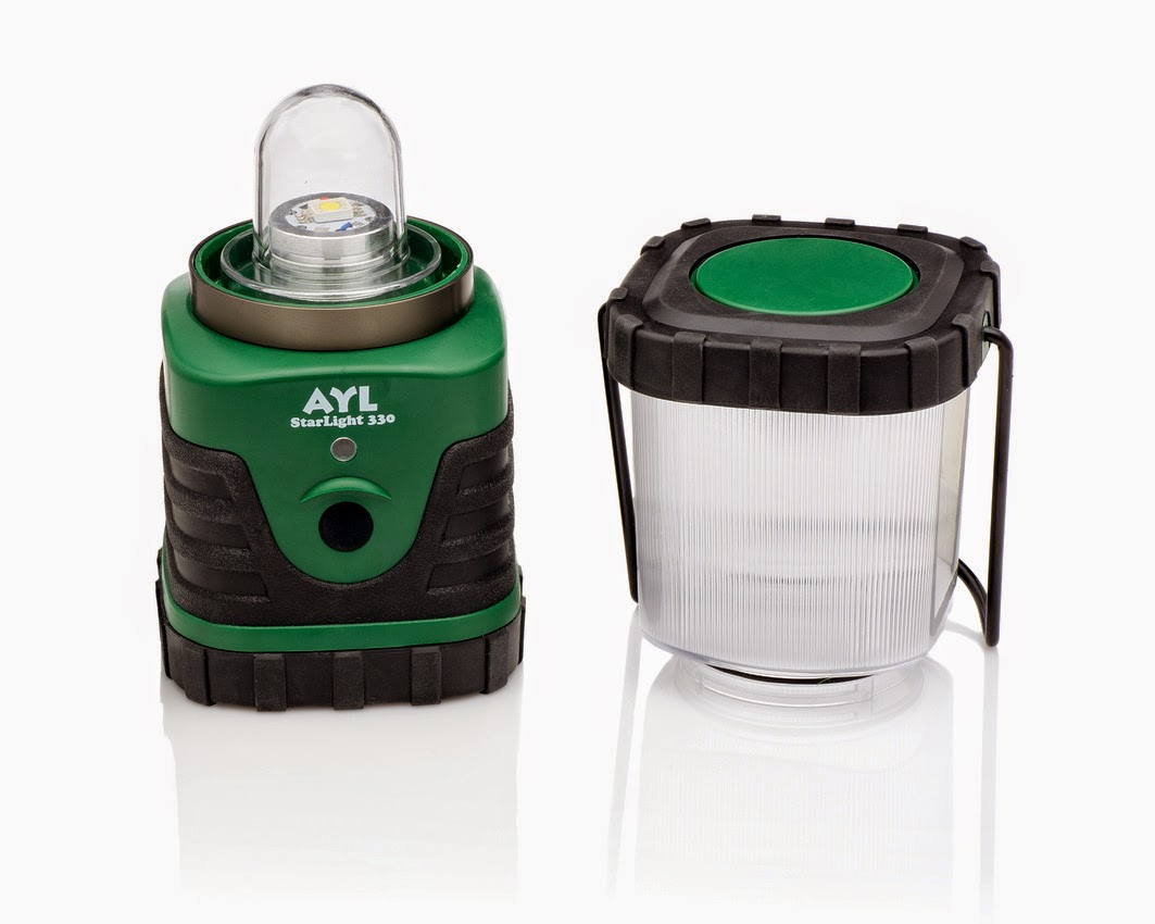 AYL 300 Lumens LED Ultra Bright Lantern