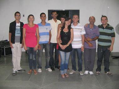 Participantes do Show do Cristão