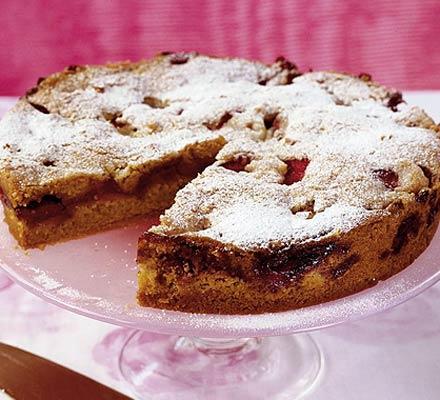 strawberry torte, recipe