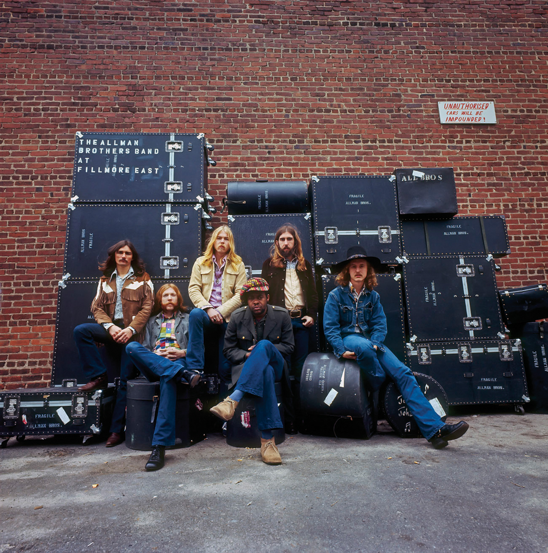 The Allman Brothers Band - At Fillmore East (1974 ...