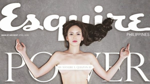 Ellen Adarna's unpublished nude photos for magazine circulate online