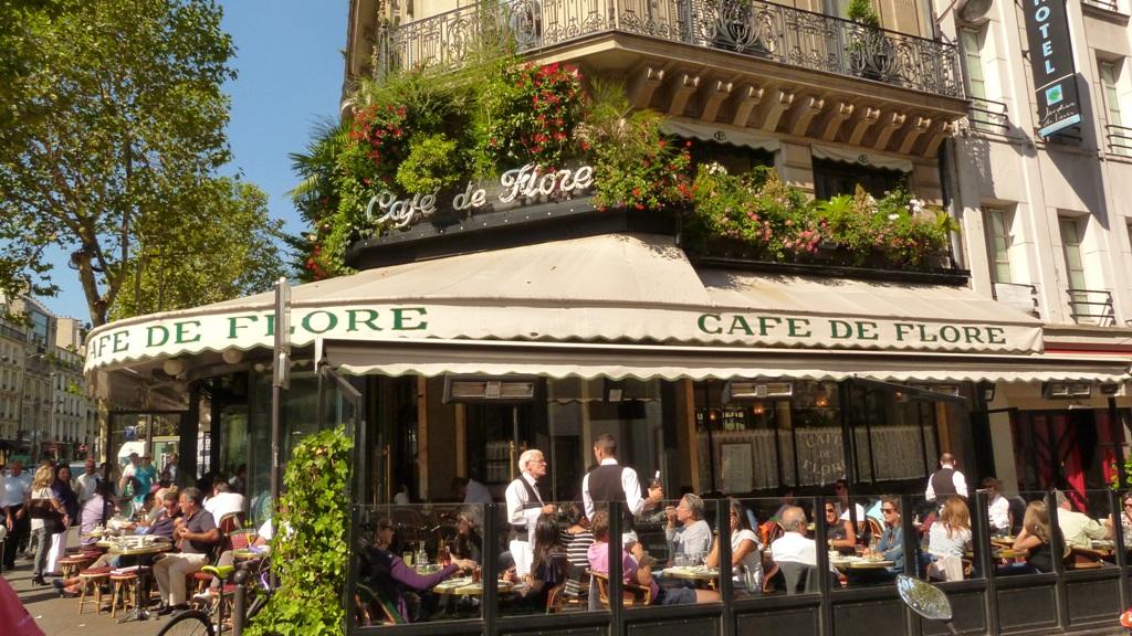 Restaurant Paris Cafe Oz