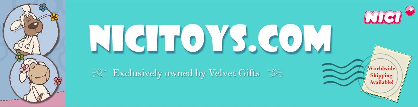 nicitoys.com: NICI Malaysia Online Shop by Velvet Creations Studio