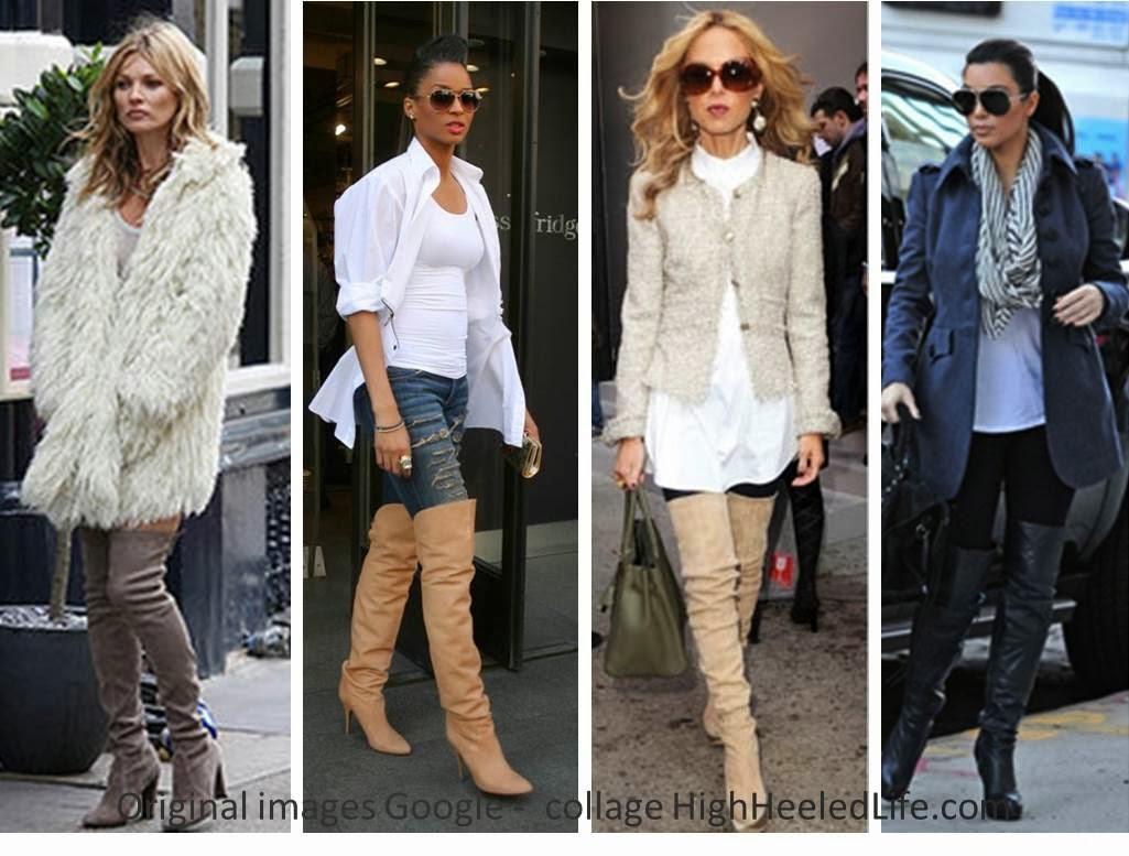 58b35d5973e6 Celia M. ~ Living My High Heeled Life  Fall Shoe Trends - Inspired ...