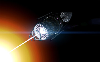 c6012e85041 A Icarus Interstellar é uma fundação sem fins lucrativos que sugere um novo  modelo de nave espacial