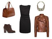 Tenha sempre no seu closet um vestido preto e inspirese nas sugestões do SY . (slide )
