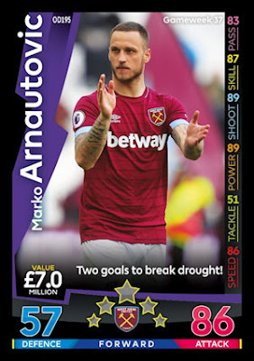 Match Attax 18//19 Diego Rico AFC Bournemouth Base Carte No 8