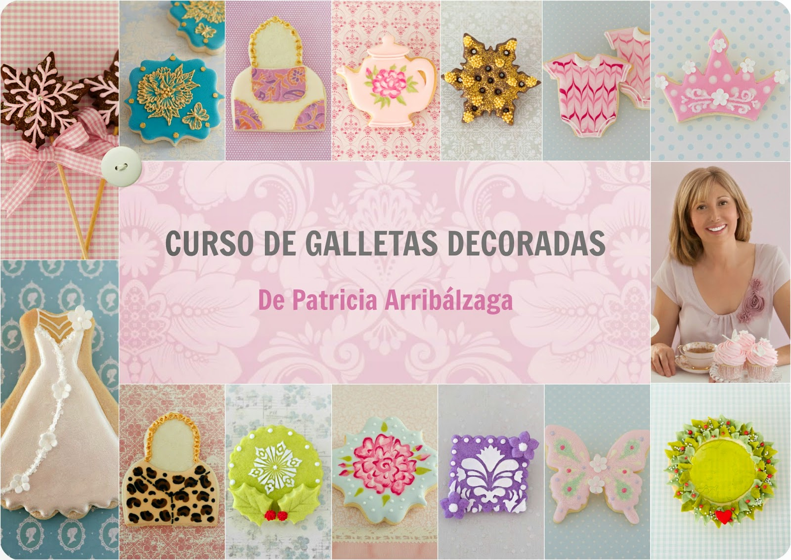 curso de cookies decoradas