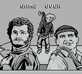 Home alone, solo en casa, game boy