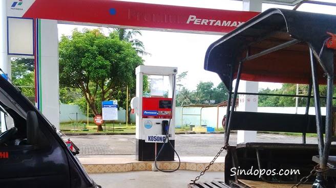 BBM Langka Di Pacitan Jelang Kedatangan SBY