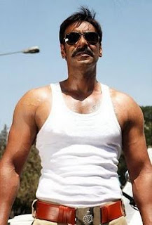 Ajay Devgan Six Pack Abs; Ajay Devgan New Look for Singham Movie