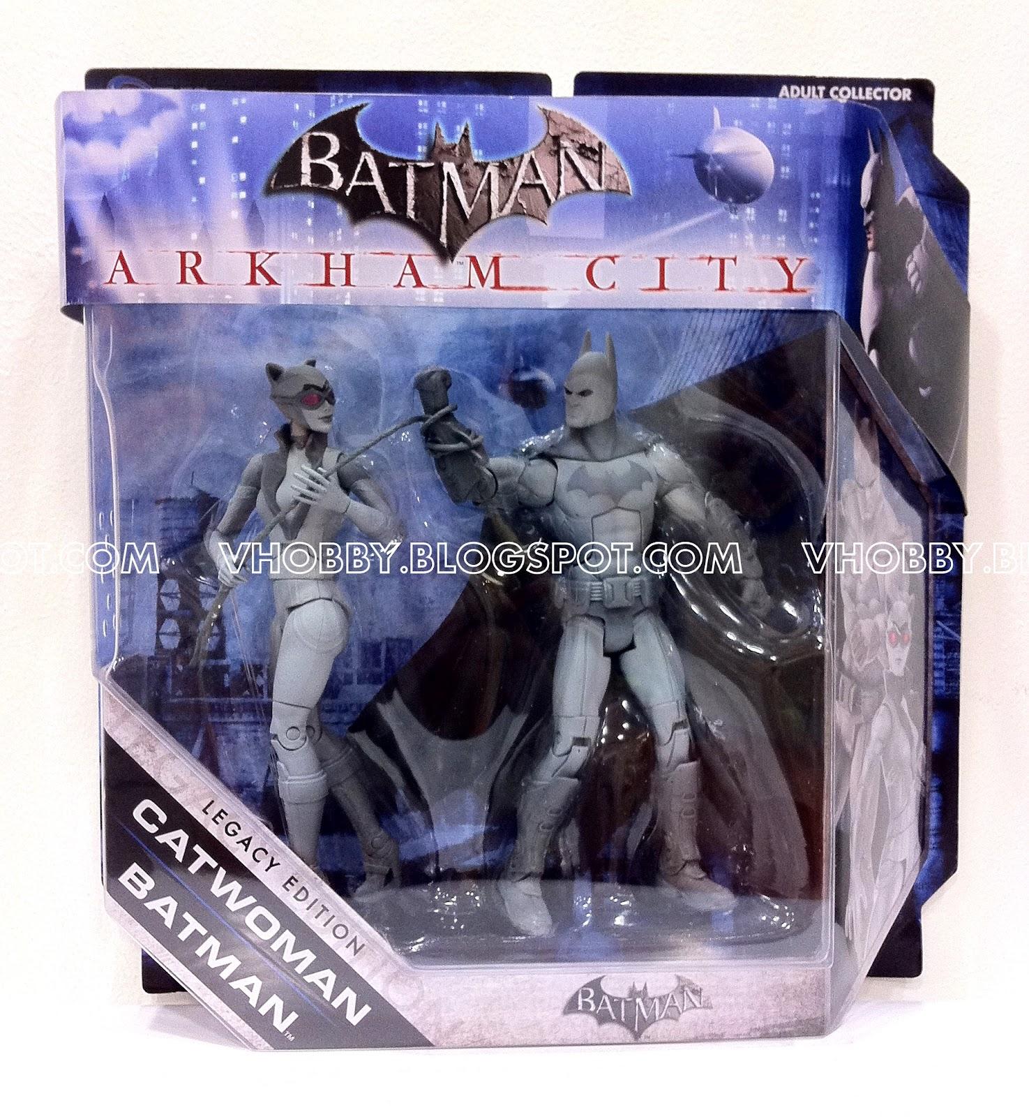 Batman Arkham City Action Figures Photo(13)