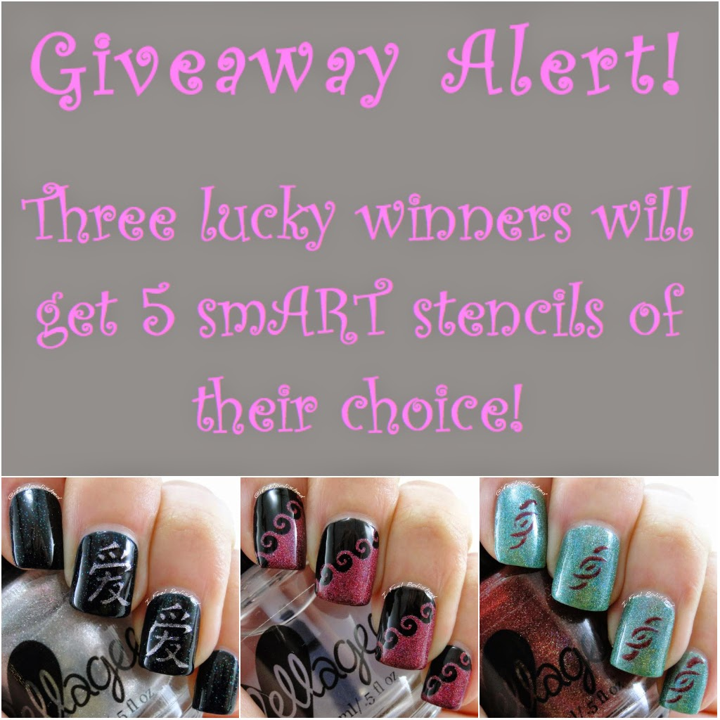 smART Nails Giveaway