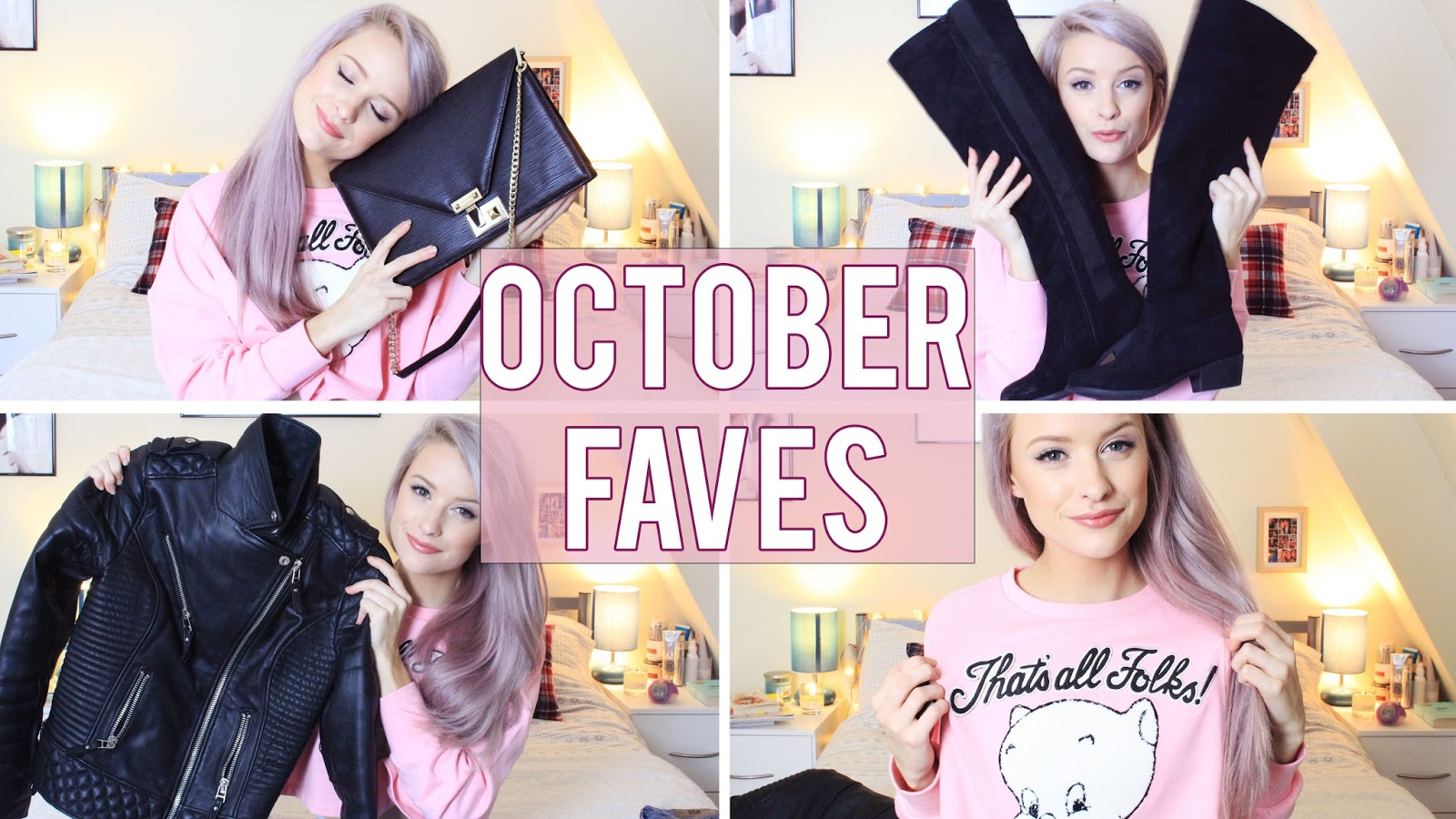 Inthefrow October Favourites