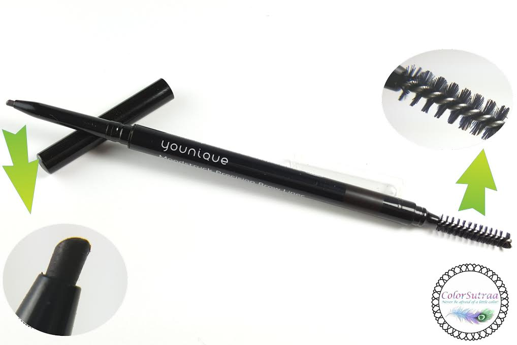 Younique Moodstruck Precision Brow Gel And Liner Review Colorsutraa