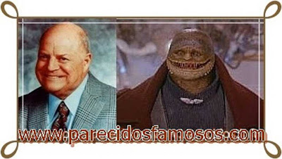 Don Rickles con Goomba