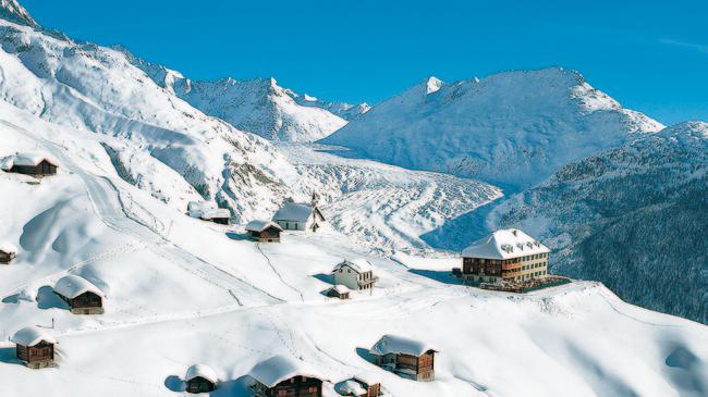 Visit Brig In Switzerland Tourist Places